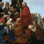 "Hendrick ter Brugghen, ""The Adoration of the Magi"" (1619)"