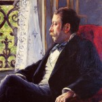 "Gustave Caillebotte, ""Portrait of a Man"" (1880)"