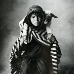 Irving Penn: Young Berber Shepherdess, Morocco (1971)