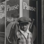 Irving Penn: Young Boy, Pause Pause (1941)